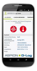 ASPION G-Log Smartphone_App_Allgemein