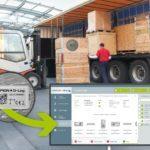 ASPION G-Log Schocküberwachung für Transporte mit Lage-Visualisierung