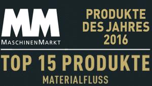 MaschinenMarkt Produkte des Jahres 2016 - Sonderpublikation