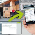 ASPION G-Log in neuer Version 2 - smarte und flexible Transportüberwachung