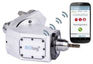 Digitales Werkzeug: Live-Betriebsdaten dank intelligenter Sensorik von ASPION