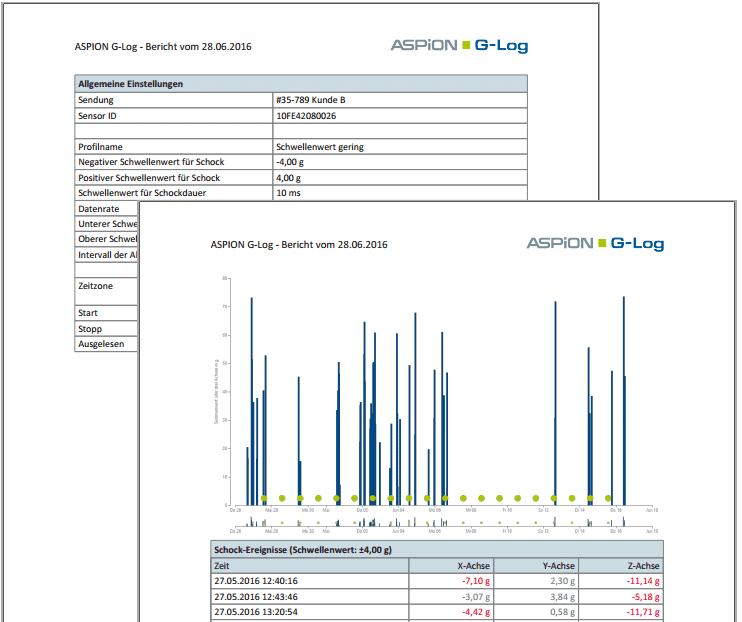 ASPION_G-Log_PDF-Bericht