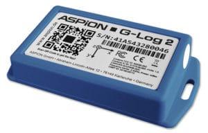 ASPION G-Log2 Datenlogger