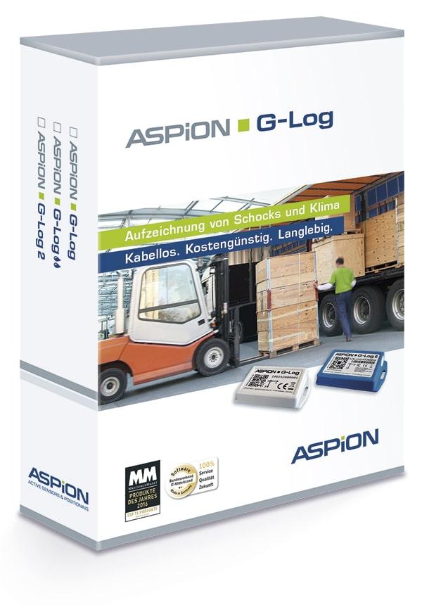 ASPION G-Log Starterpaket
