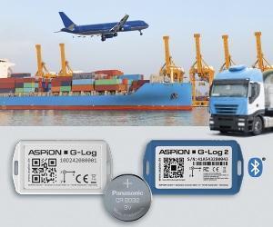 Datenlogger der ASPION sind für Luftfracht zugelassen und erfüllen die IATA Dagnerous Goods Regulation