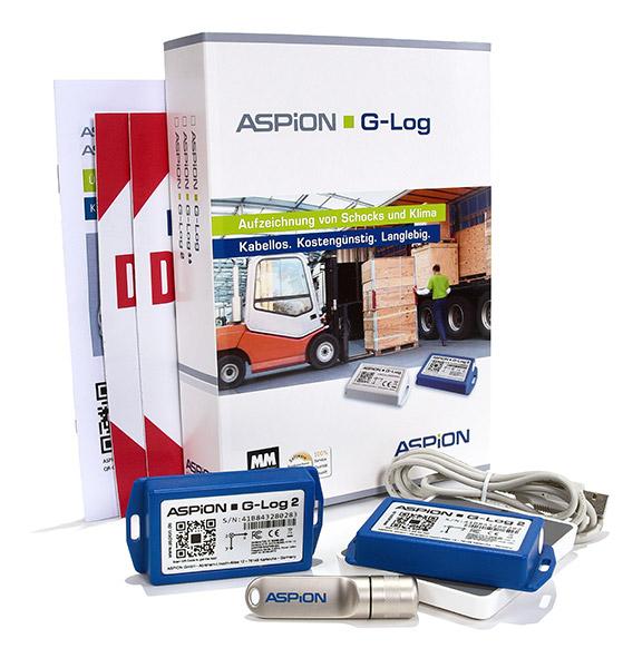 Transport Datenlogger ASPION - Starterpaket kaufen