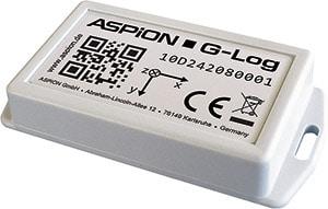 Transportueberwachung kostenguenstig mit ASPION-G-Log Datenlogger