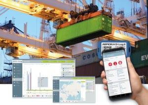 G-Log-Manager in neuer Version 4 - Transportüberwachung mit ASPION Datenlogger