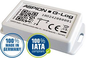 Transport Datenlogger ASPION G-Log